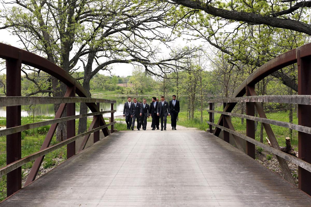 Independence Grove Bridge