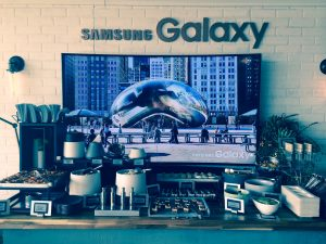 Catering Lollapalooza - Samsung Galaxy Lounge